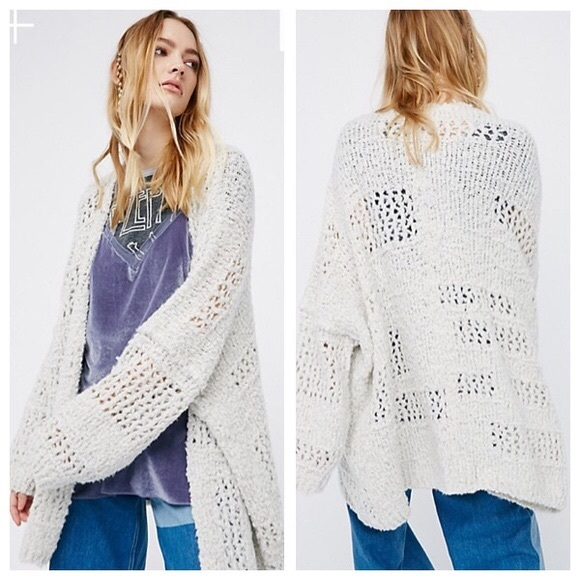 Free People Saturday Morning Cardigan ba2e0c4a9